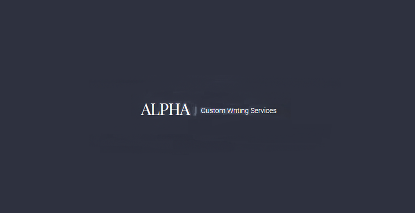 AlphaCustomWritingServices.com Review