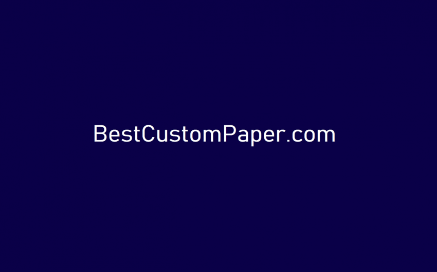 BestCustomPaper.com Review